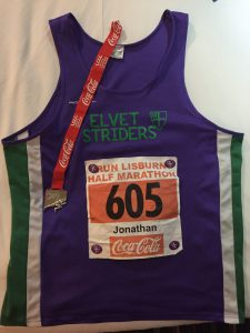 Lisburn Half Marathon 2016