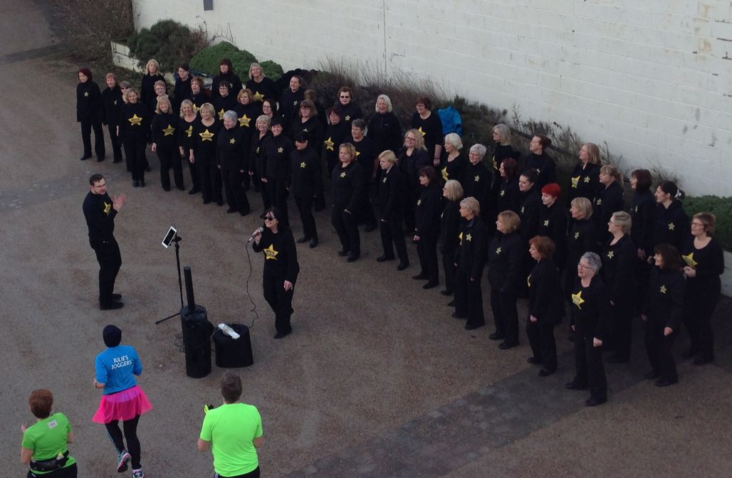 Merseyside Rock Choir