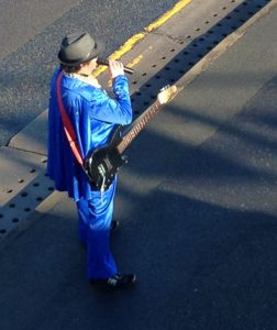 Elvis at the Southport Mad Dog 10K