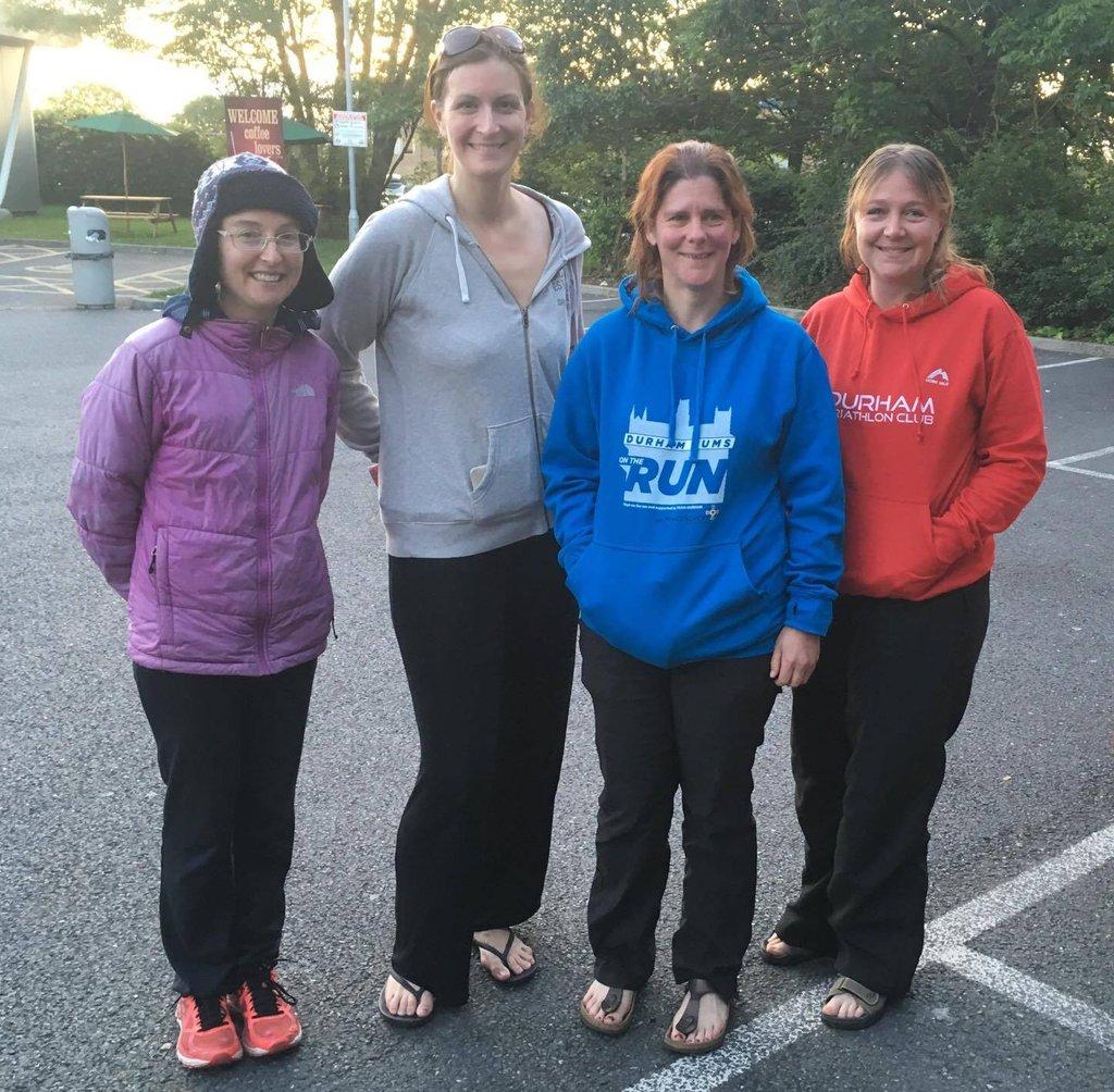 Team 'Ladies that Tri'