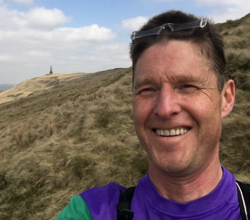 Photobombing Stoodley Pike