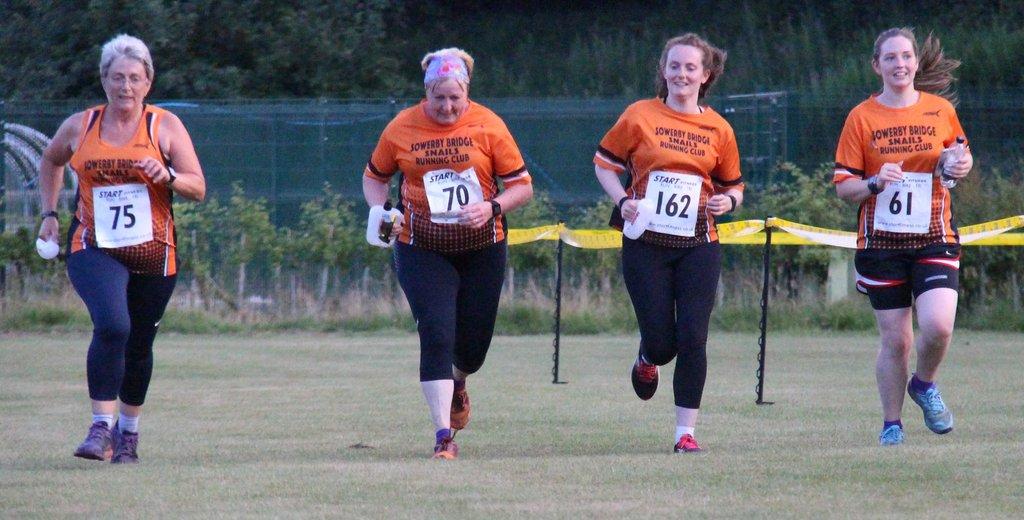 Sowerby Bridge Snails Running Club