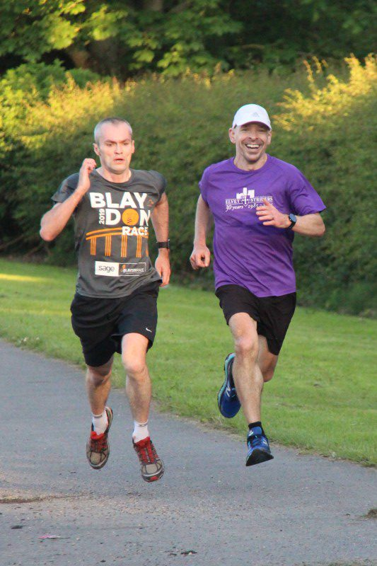 club handicap – Durham – Elvet Striders Club Handicap – Jun 2019 – England – event – Houghall Woods – Multi-Terrain – racing – Running – United Kingdom — Wed 26 Jun 2019 20-11-06 BST.~2~