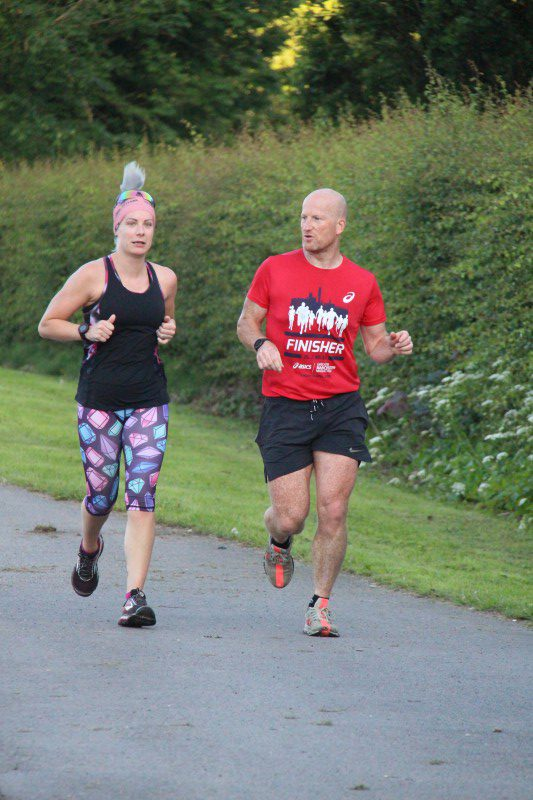club handicap – Durham – Elvet Striders Club Handicap – Jun 2019 – England – event – Houghall Woods – Multi-Terrain – racing – Running – United Kingdom — Wed 26 Jun 2019 20-16-53 BST